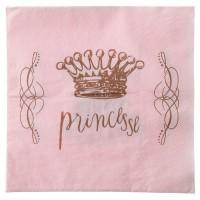 Servietten Prinzessin