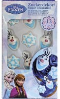 Zuckerfiguren Disney Frozen