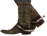 Sporen für Cowboys