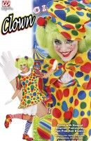 Kostüm Clown Girl M