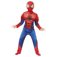 RUBIES Spider Man Deluxe, Gr.M