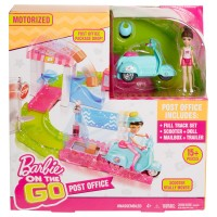 BARBIE ON THE GO On The Go Poststation