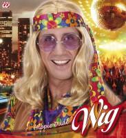 Perücke Hippie Dude