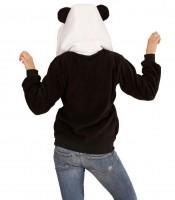 Kostümjacke Panda L/XL