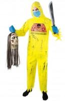 Strahlenschutzanzug Zombie