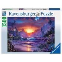 RAVENSBURGER Puzzle Sonnenaufgang Paradis