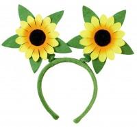 Haarreif Sonnenblumen