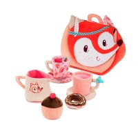 Lilliputiens Alice Kaffee/Tee & Kuchen Set