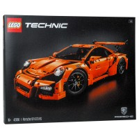 LEGO TECHNIC Porsche GT3 RS, orange