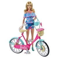 BARBIE ACCESSORIES Barbie Fahrrad