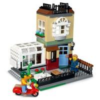 LEGO CREATOR Stadthaus an der Parkstrasse