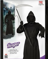 Kostüm Reaper Black Ghoul L