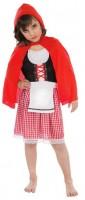 Kinderkostüm Rotkäppchen 140cm