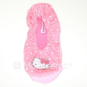 Hello Kitty Geräteschuhe Jersey pink Grösse 35-36