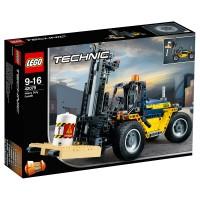 LEGO TECHNIC Schwerlast Gabelstapler