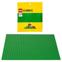 LEGO CLASSIC Bauplatte grün Classic