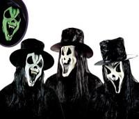 Screammaske Mr. Ghost
