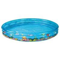 HAPPY PEOPLE Pool Funny Ocean, 122 cm