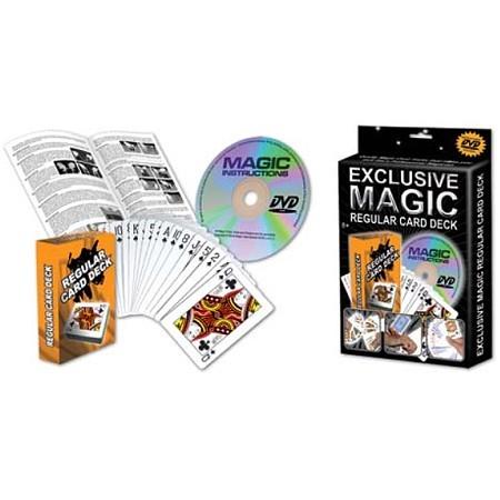 Zauberset 23 Classic Magic Card Deck