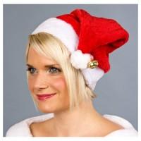 MÜLLER FESTARTIKEL Nikolausmütze mit Glöckchen