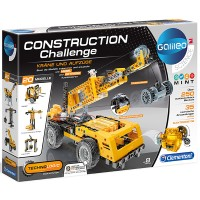 Clementoni Construction Challenge Kräne und Aufzüge D