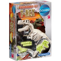 Ausgrabungsset T-Rex FLUO