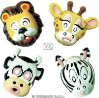 Zootiermaske für Kinder