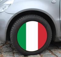 Radsocken fürs Auto Italien