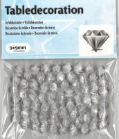 Tischdekoration Diamanten 9mm