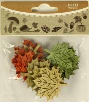 Herbstblätter Streudeko