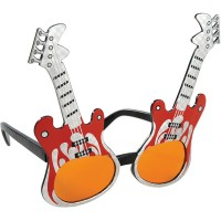 Fun-Shade Brille Gitarren