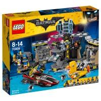 LEGO BATMAN MOVIE Batcave-Einbruch