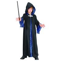 Fasnacht Zauberer Robe Kostüm Gr.L