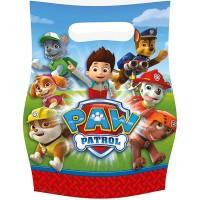 Paw Patrol 8 Partybeutel Paw Patrol
