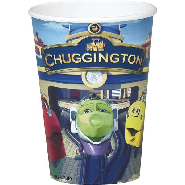 10 Becher, 20cl, Chuggington