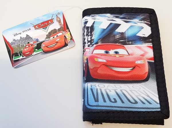 Cars Portemonnaie