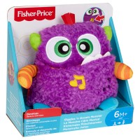 FISHER PRICE Kicherndes Plüsch-Monster
