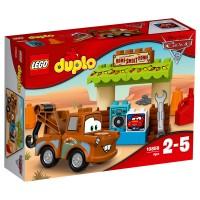 LEGO DUPLO Maters Schuppen