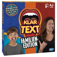 HASBRO GAM.FAMILY Klartext Familienedition, d