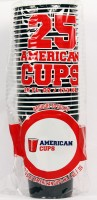 Party-Trinkbecher American Black Cups