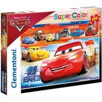 Clementoni Puzzle Disney Cars 3 250 tlg.