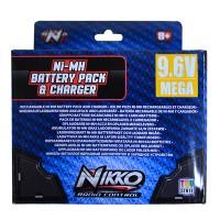 Nikko Nikko 9.6V Ni-MH Mega Pack