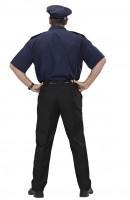 NYPD Polizistenhemd XL