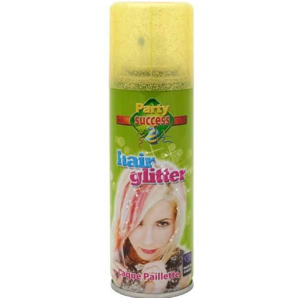 Hair Glitterspray gold