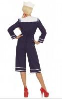 50er Jahre Pinup Sailor Girl M