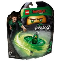 LEGO NINJAGO Spinjitzu Meister Lloyd