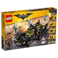 LEGO BATMAN MOVIE Das ultimative Batmobil