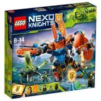 LEGO NEXO KNIGHTS Clays Tech-Mech