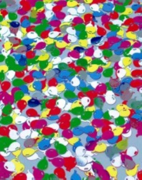 Streudeko Ballon Farben ass.