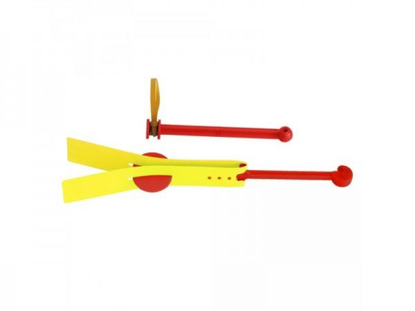 Air Coplter mit Gummischleuder 15cm